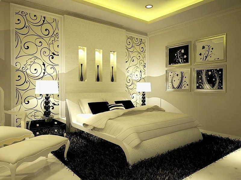 12 for Romantic bedroom ideas for married couples